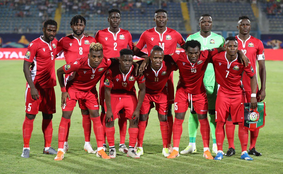 Breakdown of Bonuses Harambee Stars Players Will Pocket After AFCON Heroics