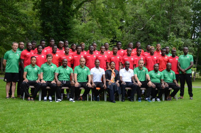 Akumu & Mbamba Among Those Dropped As Migné Unveils Travelling Squad to Egypt