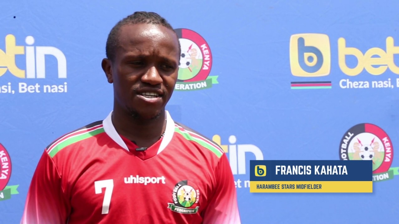 Kahata Outlines Kenya's Guiding Philosophy Ahead of AFCON Opener