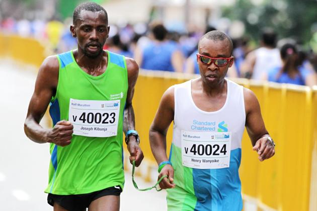 Henry Wanyoike Hope for the Future Run set for this weekend