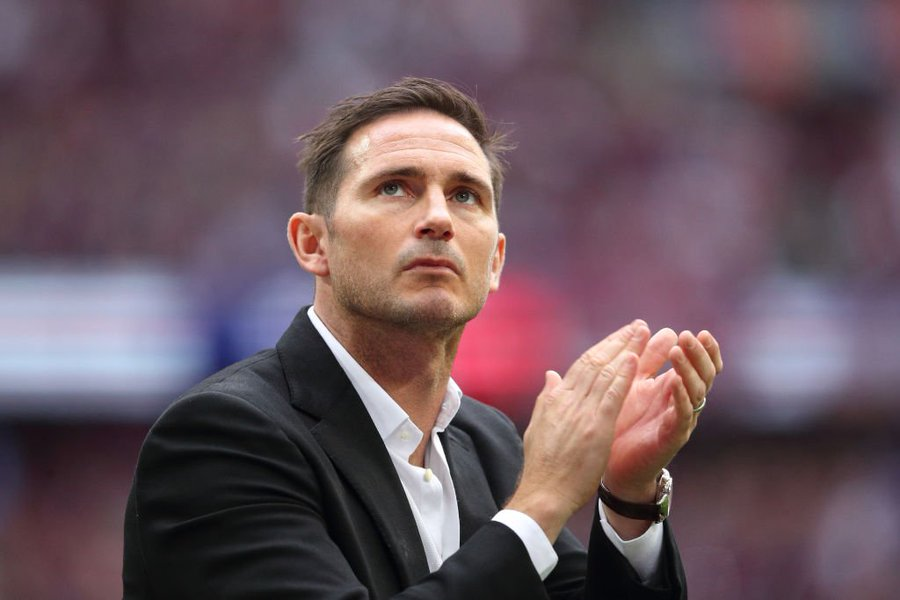 Derby County Give Lampard The Green Light to Talk to Chelsea Chiefs
