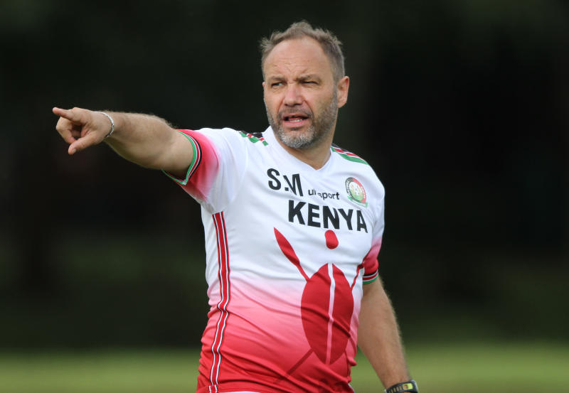 This Will Be My Philosophy in Egypt – Coach Migne Open's Up