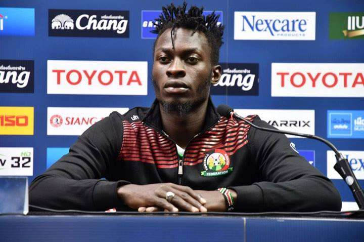 Jesse Were Breaks His Silence After AFCON Snub
