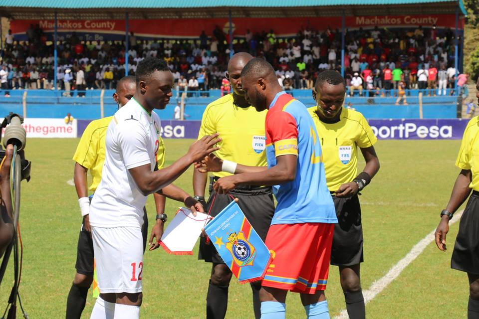 It's All Systems Go For Harambee Stars After DR Congo Stalemate in Madrid