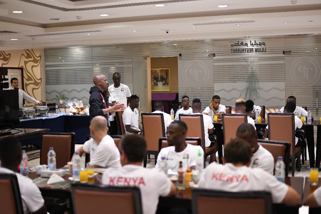 """""""No One is Happy"""" Nick Mwendwa Pleads With Kenyans to Rally Behind Harambee Stars"""