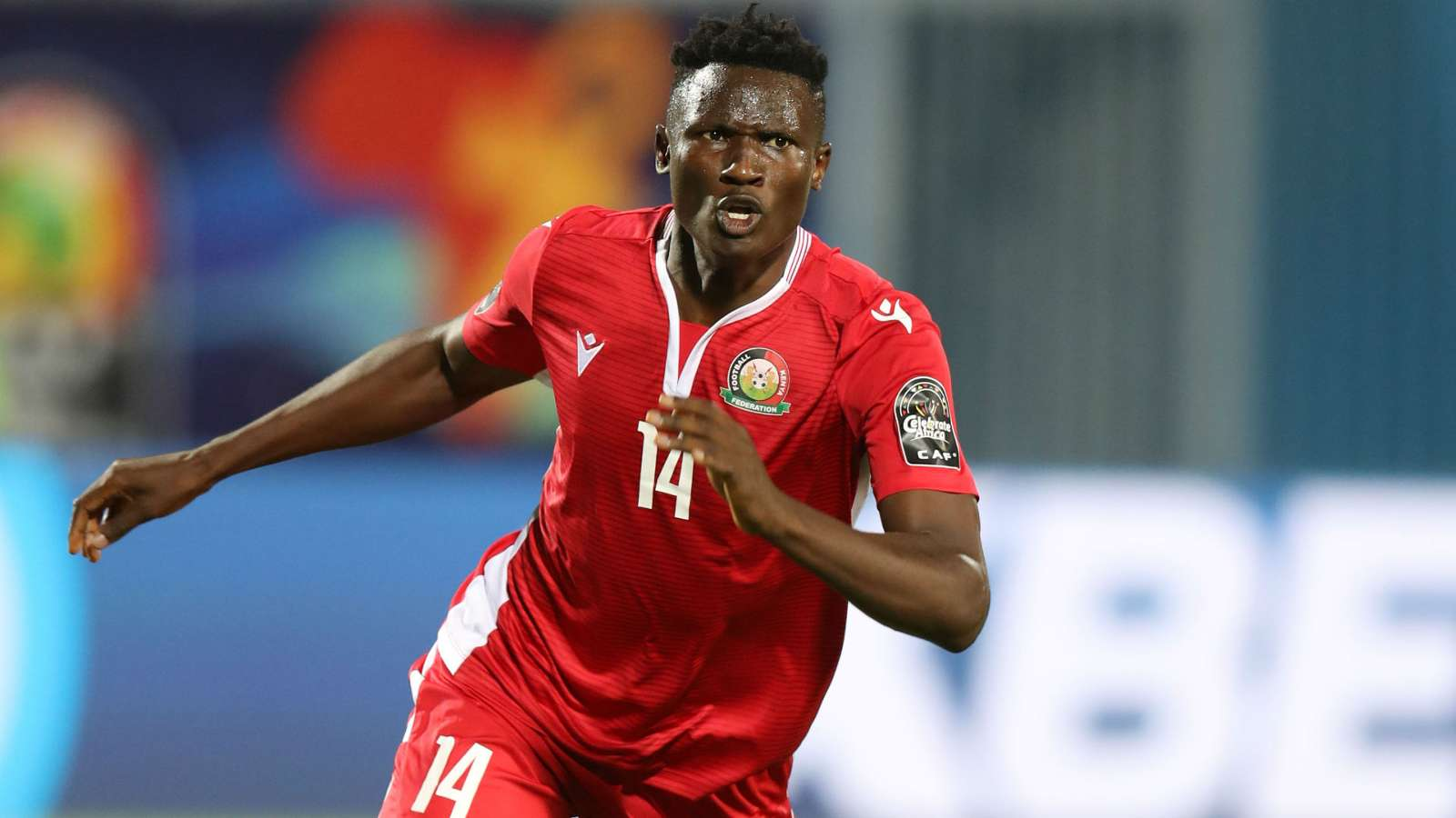 """""""It will be a Very Tough Game"""" Olunga Opens Up With Tanzania in His Mind"""