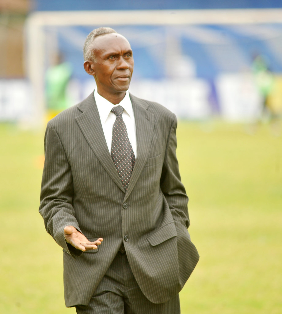 Outgoing Kisumu All Stars Head Coach Highlights the Positives of Omino's Appointment