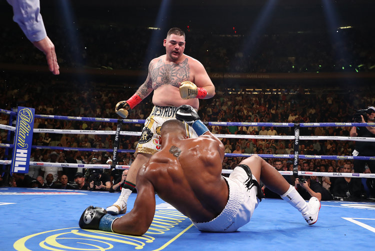 Antony Joshua Activates Rematch Clause in Bid to Reclaim Title From Andy Ruiz Jr