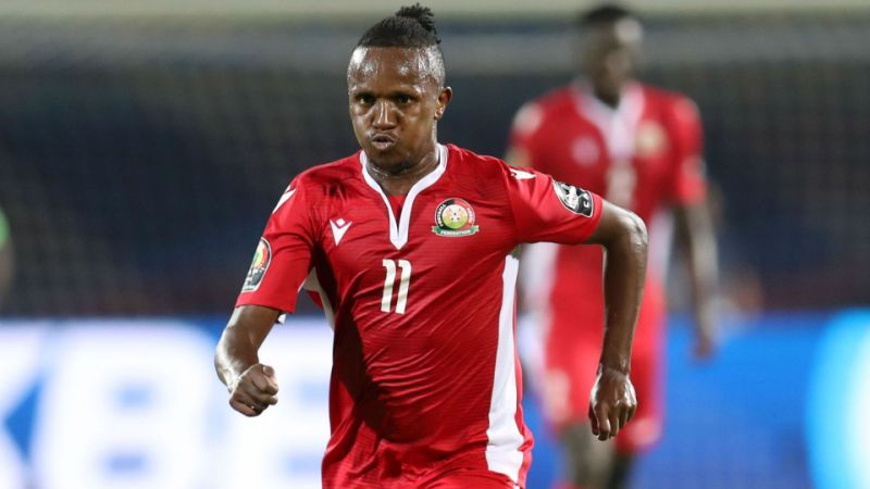 Kahata Clears the Air on His Simba SC Move as He Addresses His AFCON Experience