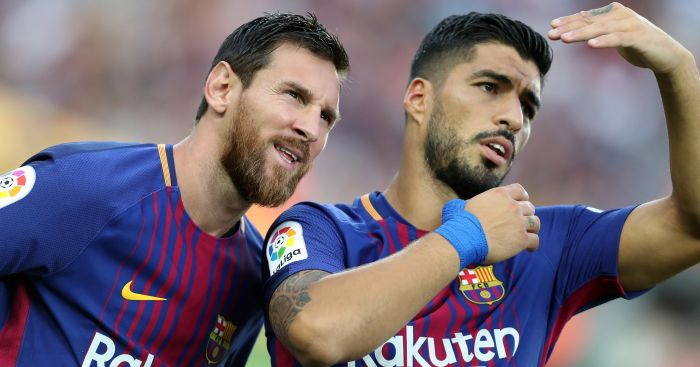 Suarez Blasted for His 'Most-Faithful' Message to Lionel Messi