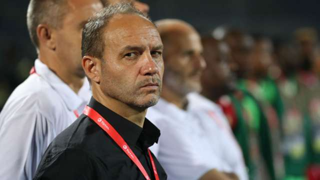 Coach Sebastien Migne Now Banking on God After Senegal Disappointment