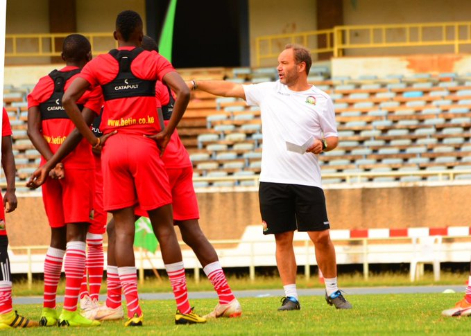 Dennis Odhiambo Named Captain as Migne Unveils His Final CHAN Qualifier Squad