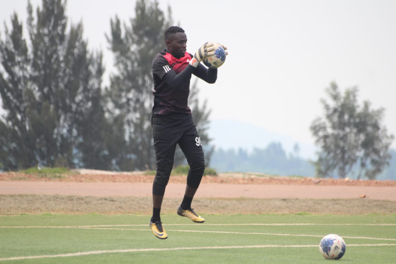 Coach Migne Beefs Up the GoalKeeping Department as Preparations For CHAN Gain Momentum