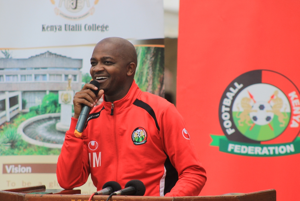 Mwendwa Comes Clean on Alleged Squad Selection Interference