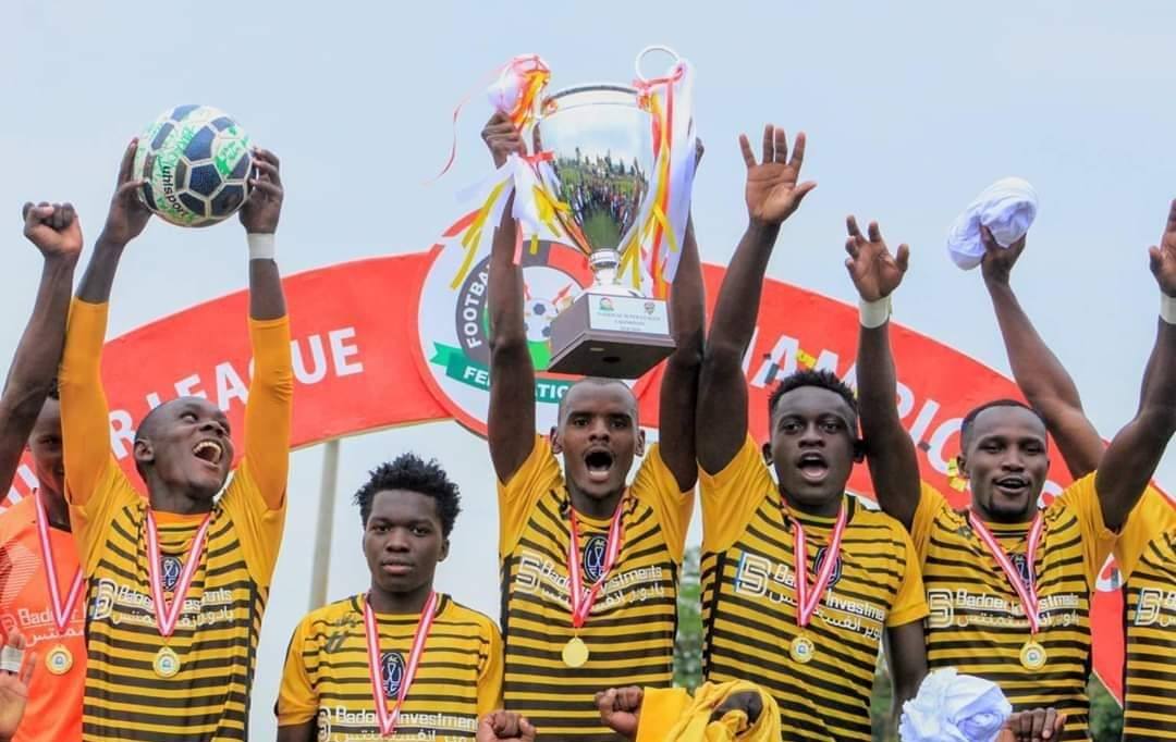 Wazito FC is the New Man-City, Not Fulham –  Club Midfielder Asserts