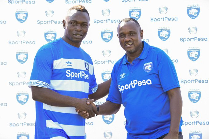 Profiles of the Seven New Signings At AFC Leopards.