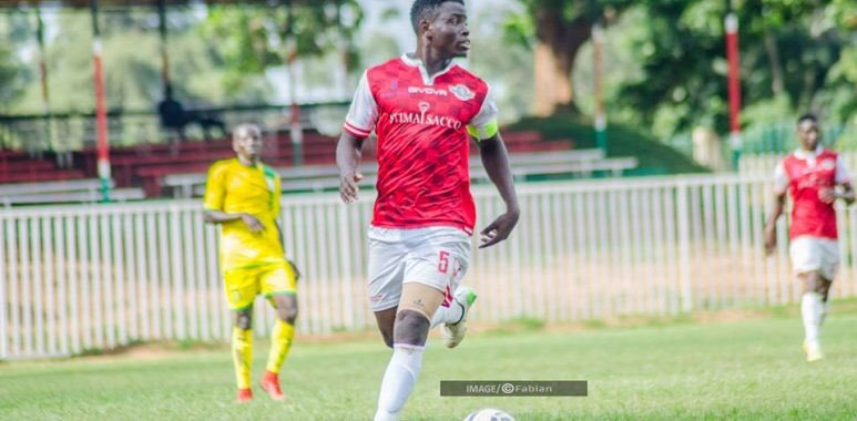 'Fadha' Ojwang Reunites With Joash Onyango At Gor After Completing Switch