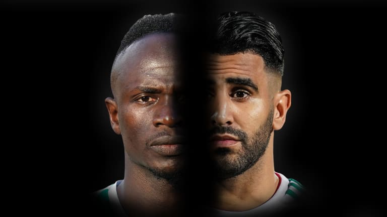 Mane & Mahrez Rekindle the EPL Rivalry Between City and Liverpool Ahead of AFCON Finals Showdown
