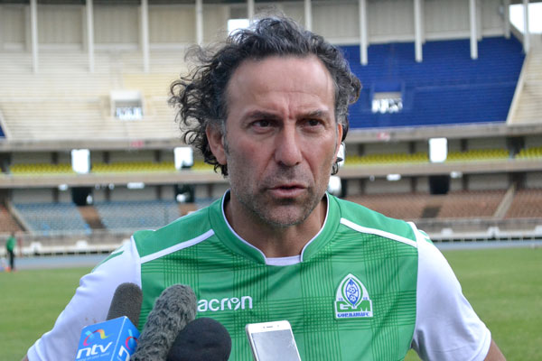 Coach Hassan Oktay Reveals Why Gor's Great Cecafa Run Was Halted by The Green Eagles