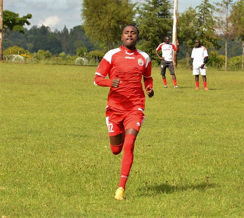 Ulinzi Stars Complete First Transfer Business as Thairu Joins the Soldier's Camp