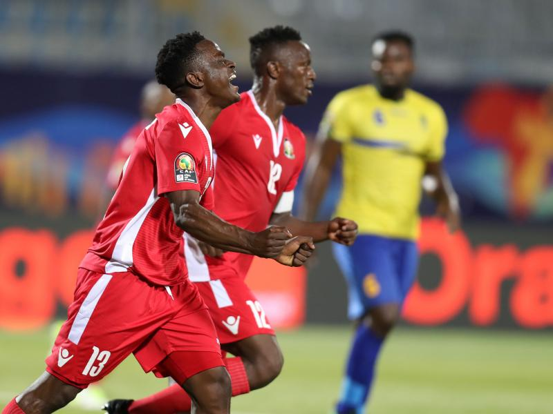 Eric Ouma Speaks of Kenya's Chances Going Foward After AFCON Exit