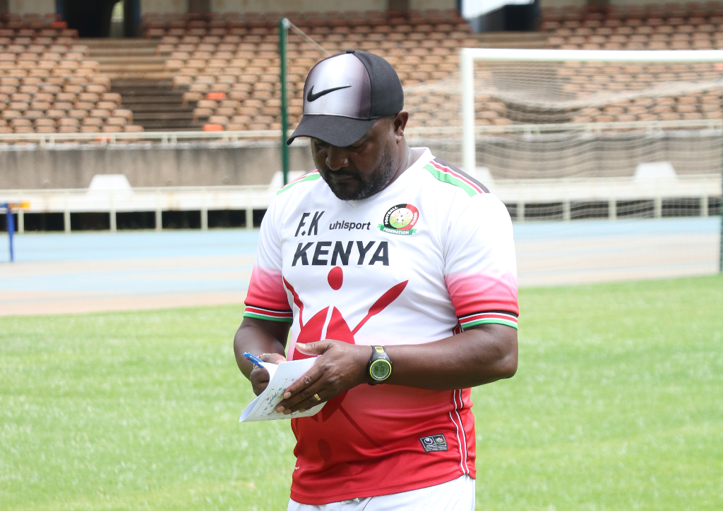 All Set For Francis Kimanzi's Unveiling as Harambee Stars Head Coach