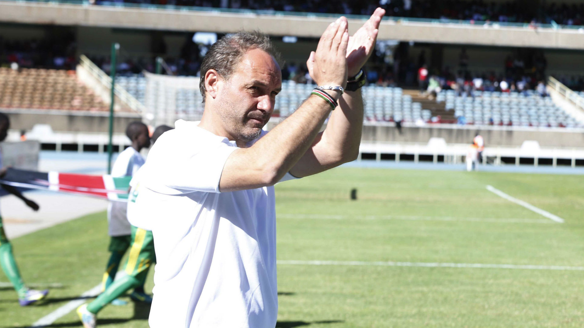 A look at 3 Local Based Coaches who Could Replace Sebastian Migne at Harambee Stars