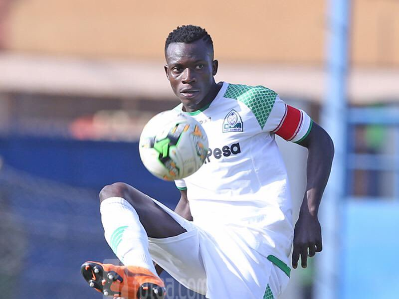 Dependable Gor Mahia Defender Set For Surgery in France
