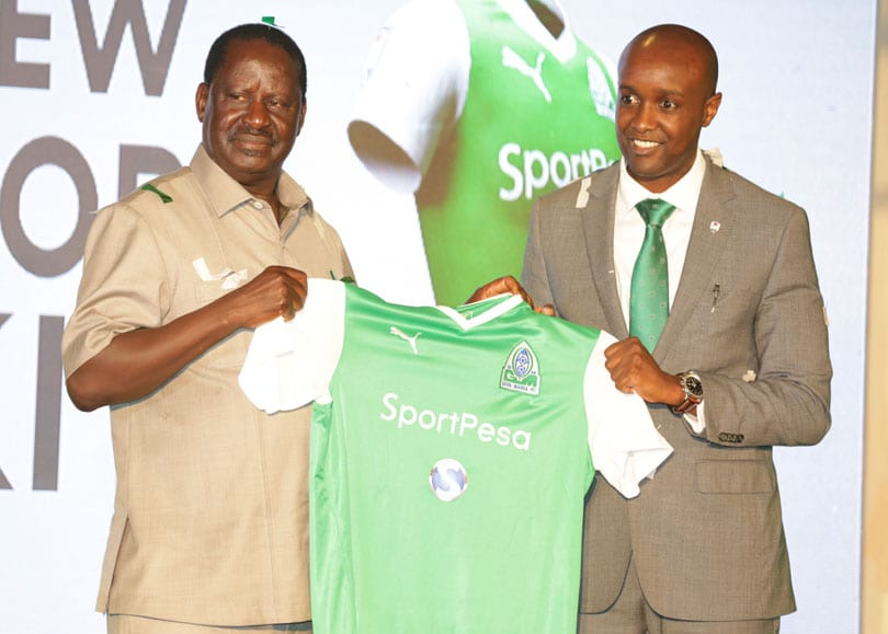 Tough Times Ahead For Gor and AFC Leopards as Sportpesa Makes Drastic Decision