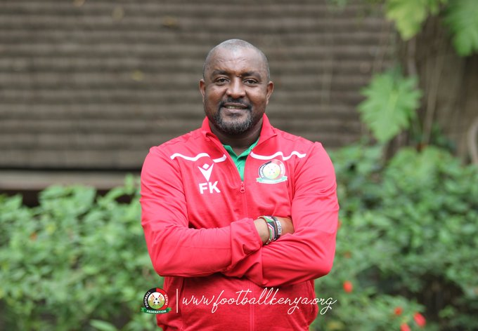 He is Back! Kimanzi Officially Unveiled as Harambee Stars Head Coach