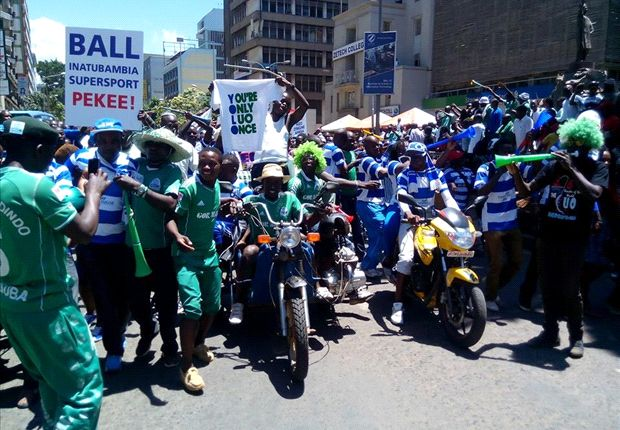 MP Calls on Leopards, Gor Fans to Demonstrate Against Betting Ban