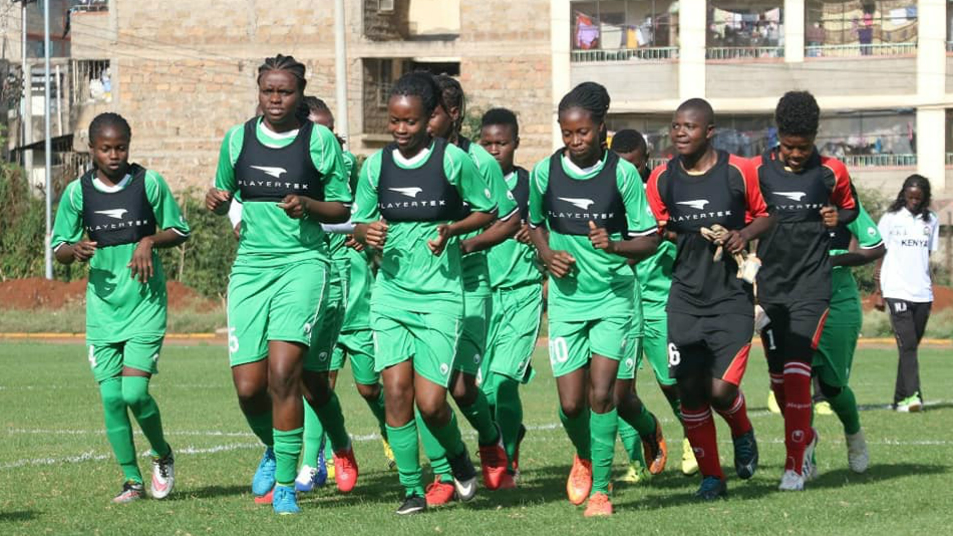 AWCON: Harambee Starlets Land South Sudan in First Round