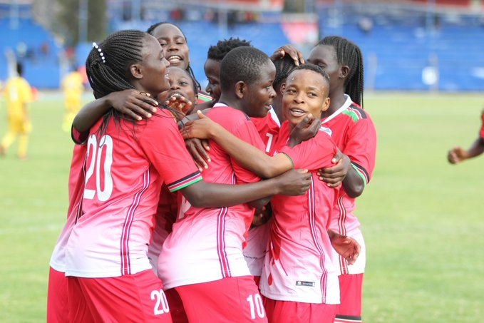 Mwanahalima and Gentrix on Target as Harambee Starlets Beat Ethiopia