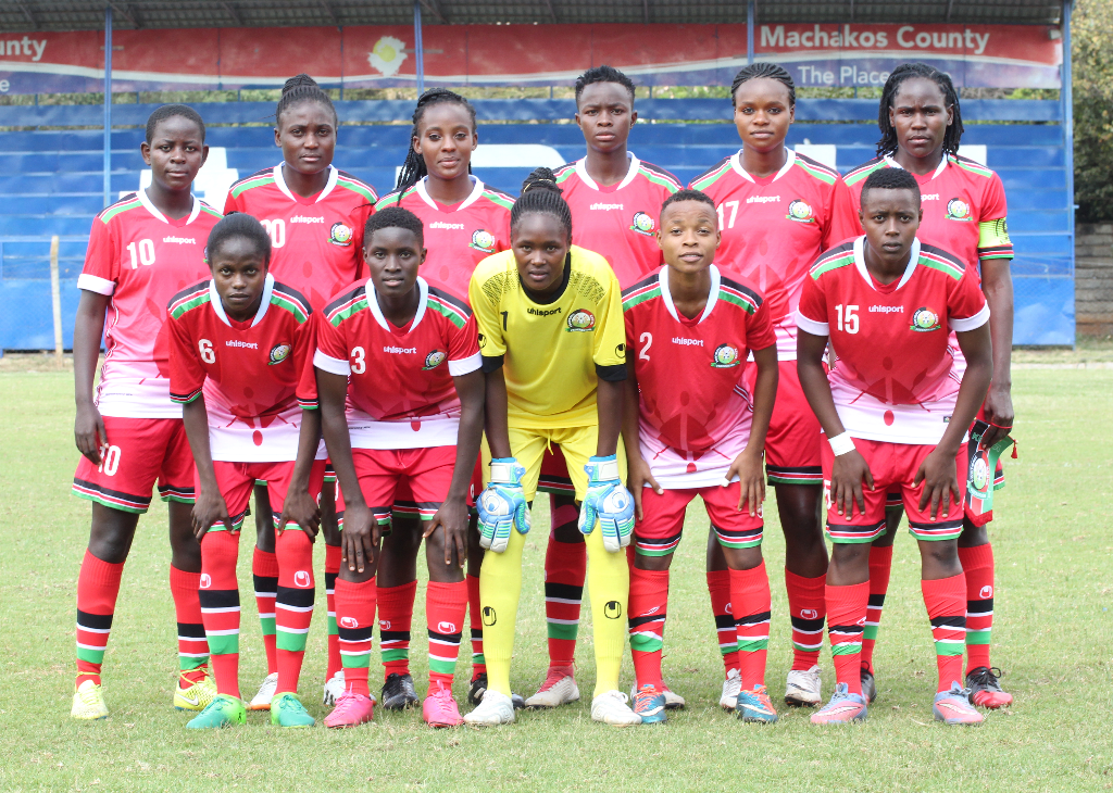 Harambee Starlets See Off Malawi to book a Slot in the Third Round of Olympic Qualifiers