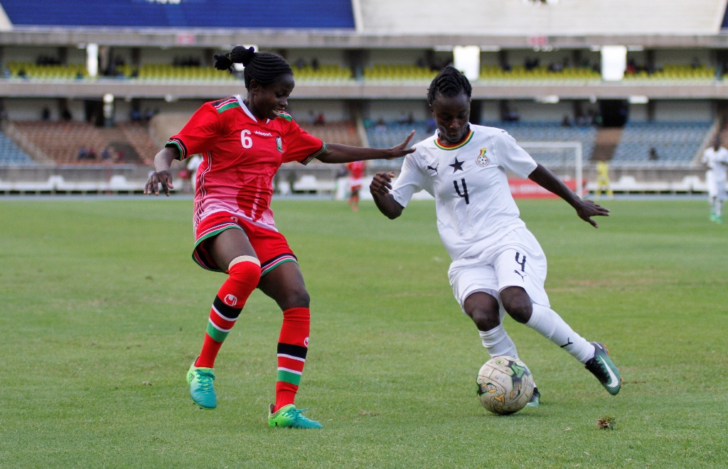 Harambee Starlets See Off Ghana to Keep Olympic Dream Alive