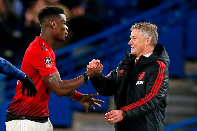 Ole Gunnar Reveals Pogba's Temporary Replacement