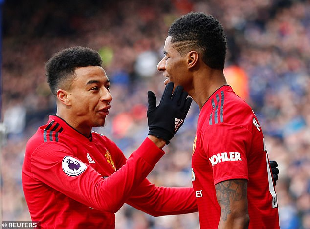 Man United Identify Replacements For Rashford & Lingard After Poor Start