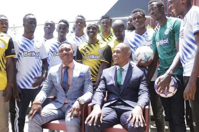 KPL Side Sofapaka Seal Multi-Million Deal with Betting Firm Betika