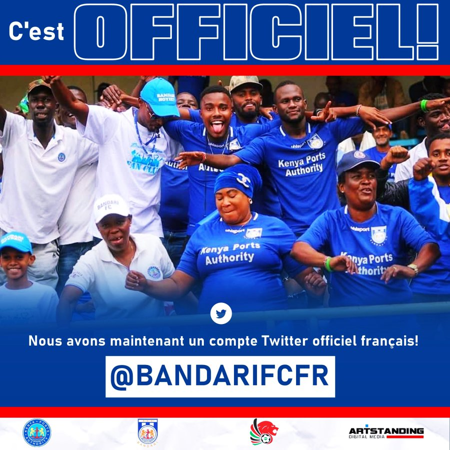 KPL Side Launch French Twitter Account
