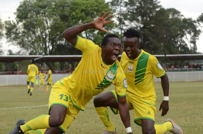 Kakamega Homeboyz Put in a 4 Star Performance to see off Wazito