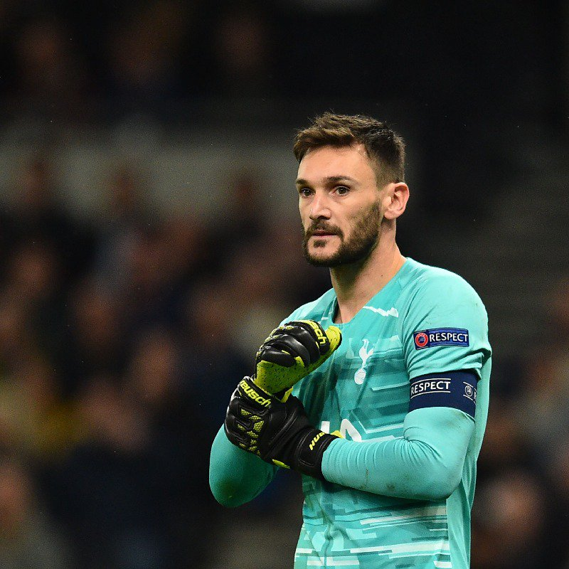 Tottenham Confirm Lloris Out For the Rest of the Year