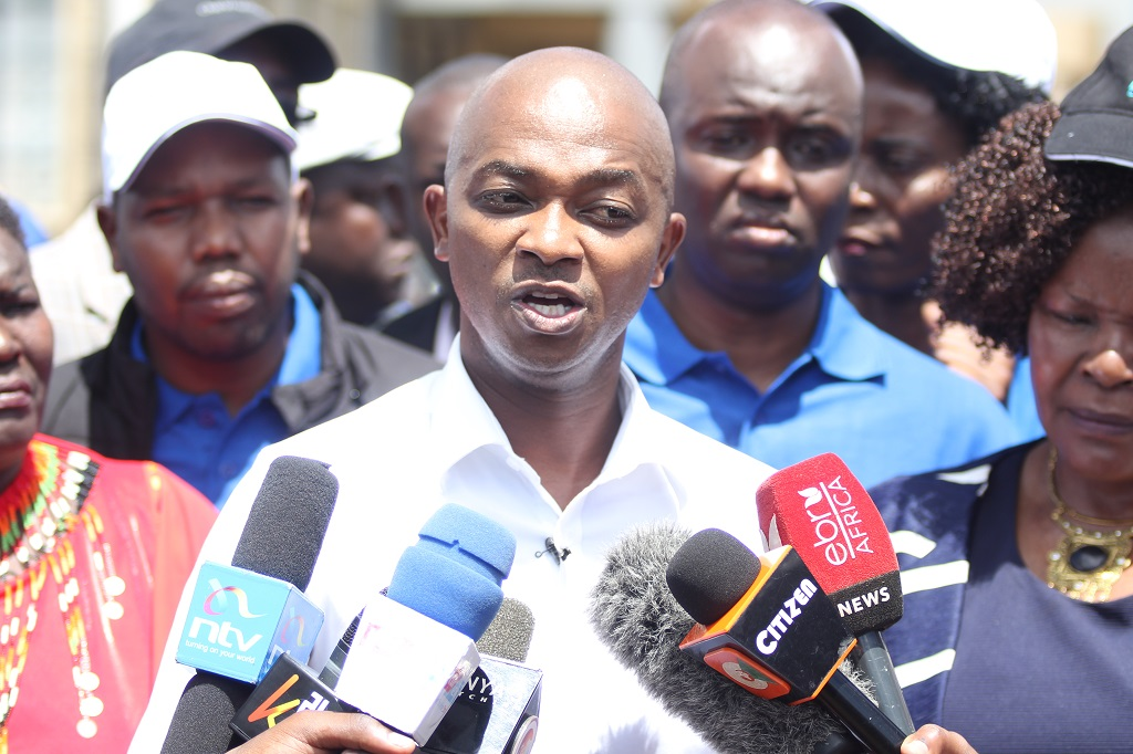 Nick Mwendwa Cleared for Another Term
