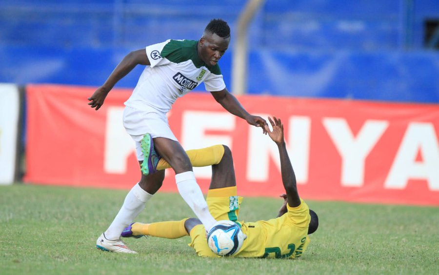 Omulanga Earns Special Mention From Coach Salim Following Recent Exploits For Mathare United