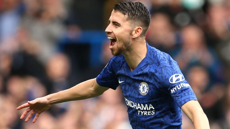 Jorginho Reveals What Chelsea Need to Win in the Champions League