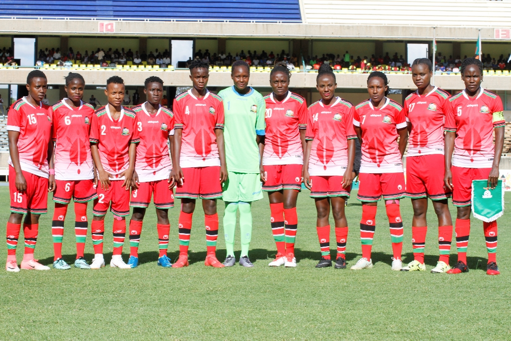 One Change For Starlets as Coach Ouma Names Squad For Zambia Clash