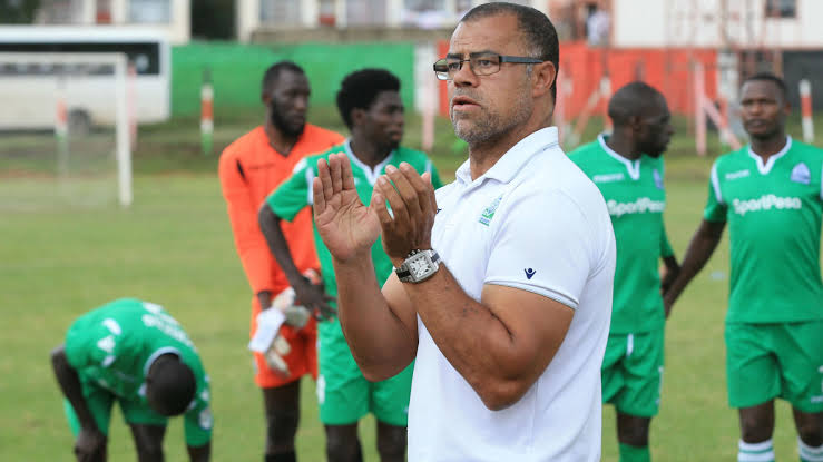Gor's Polack Admits to CAF Failure as He Calls For Quality Signings Ahead of Mashemeji Derby