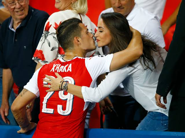Granit Xhaka's Wife Takes Drastic Security Measure After Alleged Death Threats