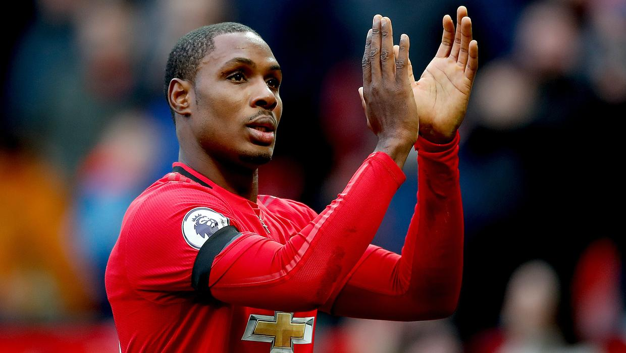 No New Deal In Sight For Odion Ighalo at Man United as Parent Club Prepares For New Season