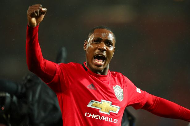 Shanghai Shenhua Agree to Extend Odion Ighalo's Stay at Manchester United