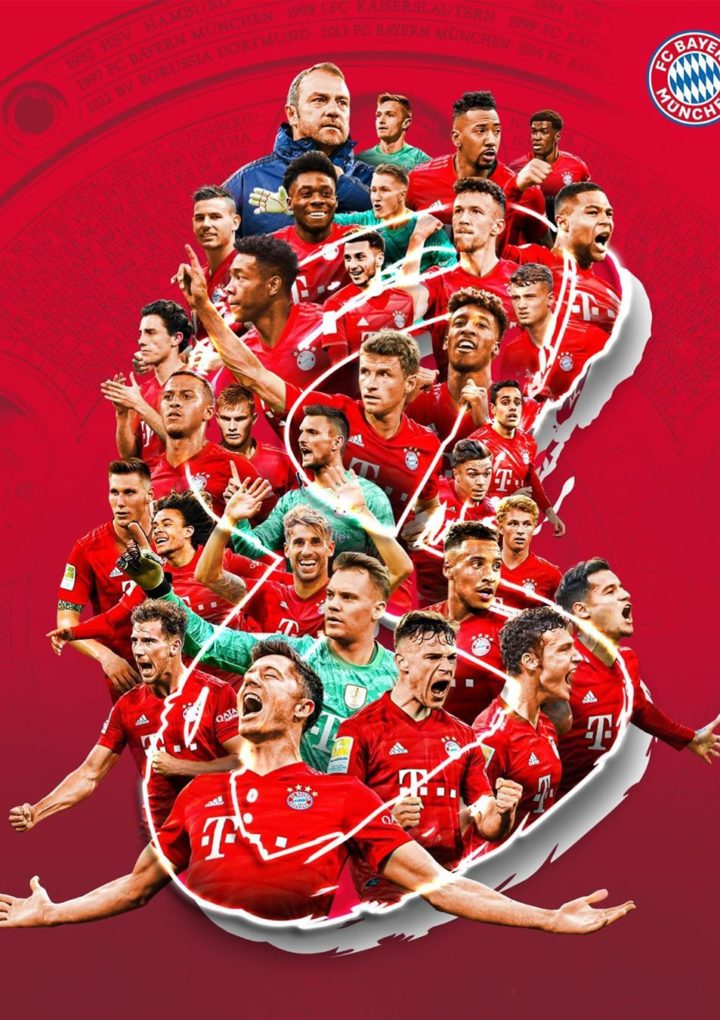 Bayern Munich Seal 8th Consecutive Bundesliga Title With Win Over Werder Bremen